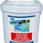 cloro tabletas para piscina