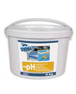 Swim menos ph